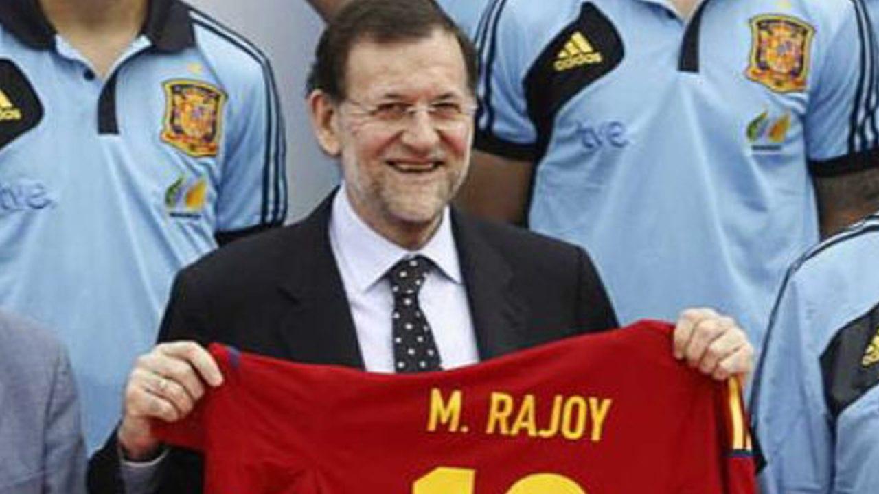 M. Rajoy, exjefe de Bárcenas.