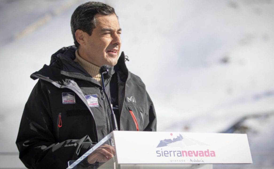 Juanma Moreno explicado las medidas