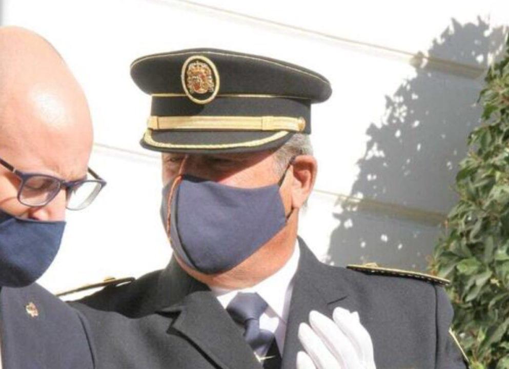 El jefe de la Policía Local de la localidad gaditana de El Puerto de Santa María