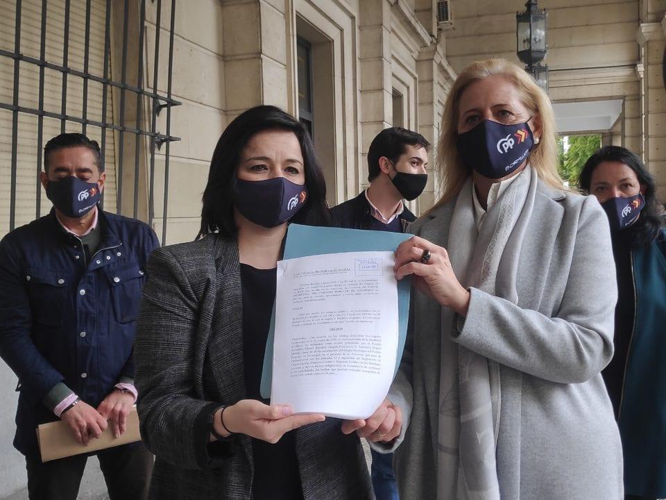 El PP denuncia al Ayuntamiento de Bormujos por posibles delitos de prevaricación y malversación