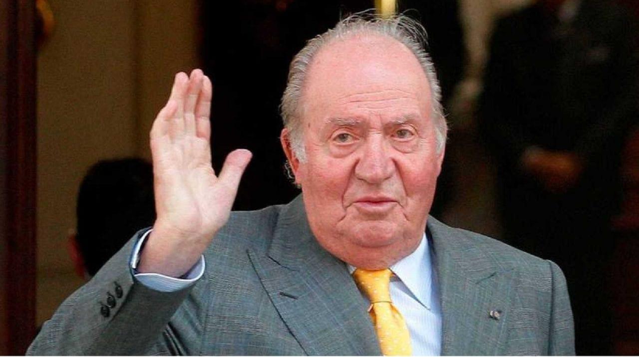 Juan Carlos I, rey emérito.