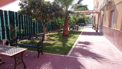 Centro Residencial Tristán de La Algaba (Sevilla).