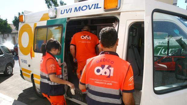 UVI móvil del 061.
