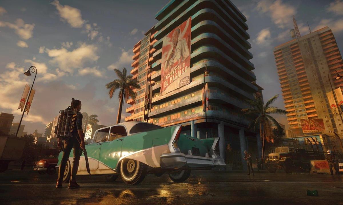 Far Cry 6 de Ubisoft.