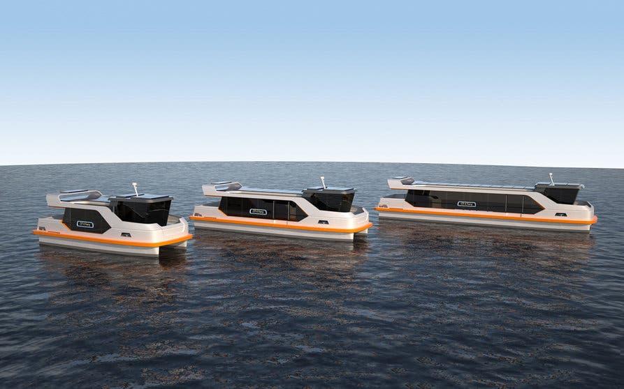 Ferry eléctrico CIT-E.