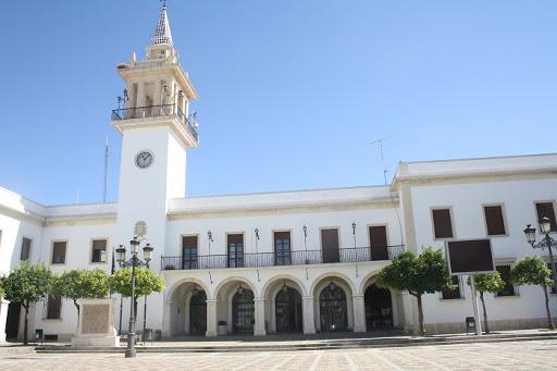 Ayuntamiento de Marchena (Sevilla).