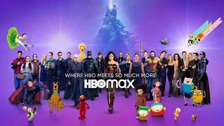 App de HBO Max en Xbox.