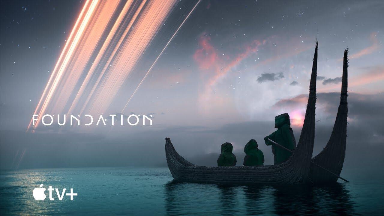Foundation en Apple TV+.